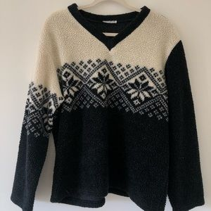 Vintage pull over sweater